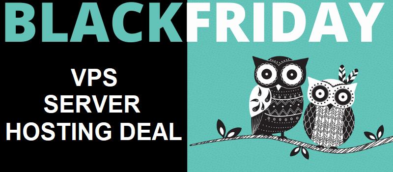black friday vps server deals