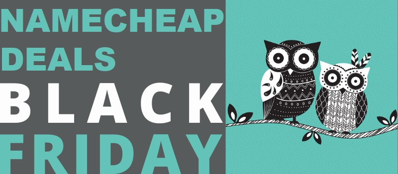 namecheap black friday deals