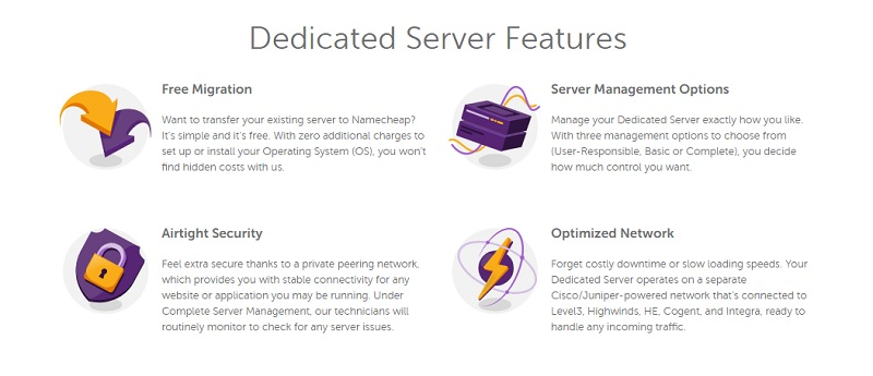 namecheap dedicated server black friday deals