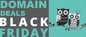 black friday domains, domains Black Friday deals