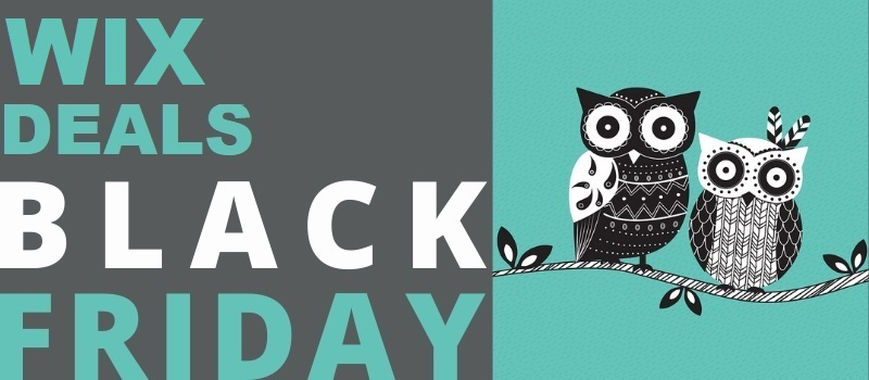 wix black friday offers and deals